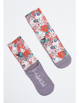 Greener Pastures Socks by Modcloth