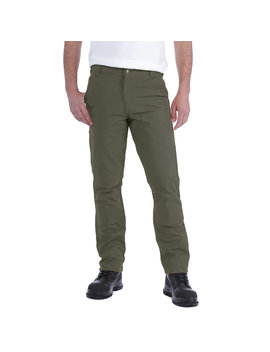 Straight Fit Stretch Duck Double Front by Carhartt