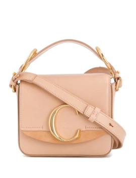 C Mini Shoulder Bag by Chloé