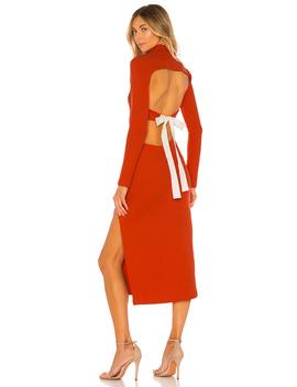 The Alana Midi Dress by L'academie