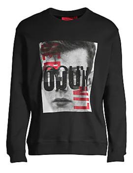 Dision Berlin Graphic Sweatshirt by Hugo
