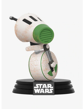 Funko Star Wars: The Rise Of Skywalker Pop! D 0 Vinyl Bobble Head by Hot Topic