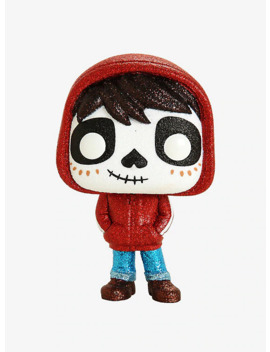 Funko Disney Pixar Coco Diamond Collection Pop! Miguel Vinyl Figure Hot Topic Exclusive by Hot Topic