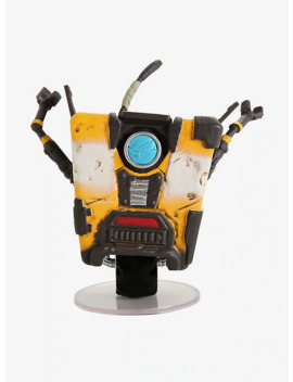 Funko Borderlands 3 Pop! Games Claptrap (Distressed) Vinyl Figure by Hot Topic