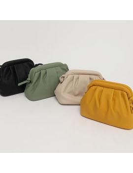 Frombeginning   Frame Pleather Shoulder Bag by Frombeginning