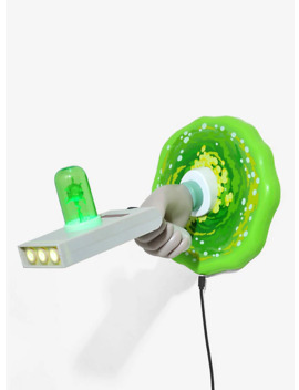 Rick And Morty Portal Gun Light by Hot Topic