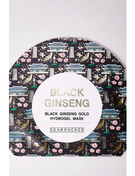 Black Ginseng Gold Hydrogel Mask by Forever 21