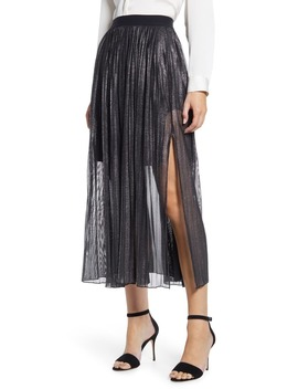 Timeless Pleated Midi Skirt by Sanctuary