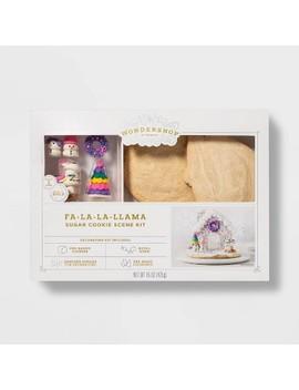 Fa La La Llama Holiday Cookie   15oz   Wondershop™ by Shop This Collection