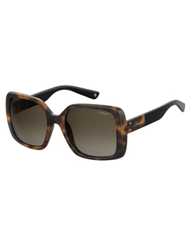 Polaroid Women's 4072/S Polarised Sunglasses   Dark Havana by Polaroid