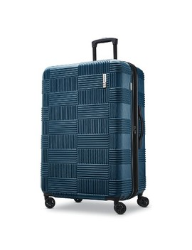 """American Tourister 28"""" Checkered Hardside Suitcase by American Tourister"""