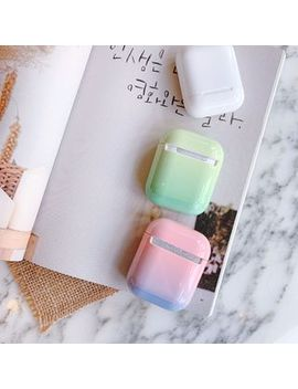 Edgin   Gradient Print Air Pods Earphone Case Protection Cover by Edgin
