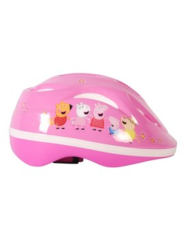 Peppa Pig Helmet (Size 51 55cm) by Smyths