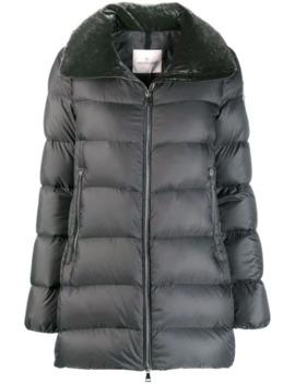 Torcon Velvet Collar Jacket by Moncler