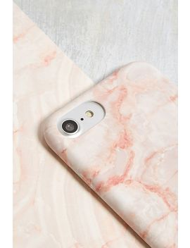 Pink Agate I Phone 6/6s/7/8 Case by Urban Outfitters