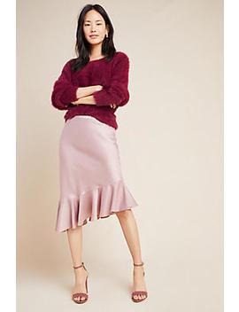 Lorelei Bias Midi Skirt by Ro & De