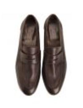 114414   Dark Brown Softcalf   E by Meermin Mallorca