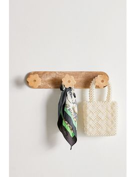 Daisy Wood Multi Hook by Urban Outfitters