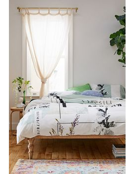 Cherry Blossom Duvet Cover Set by Urban Outfitters