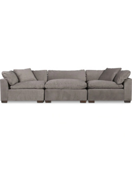 Plush 3 Piece Sofa by Value City Furniture