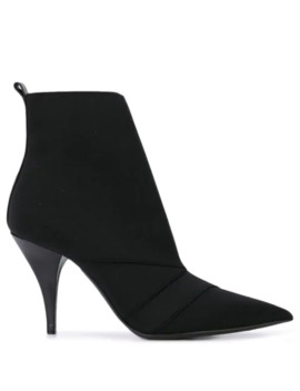 Delfina Pull On Ankle Boots by Casadei