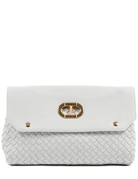 Dee Ocleppo Dee Miami Flap Leather Belt Bag by Dee Ocleppo
