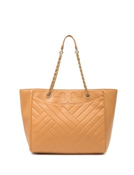 Alexa Quilted Tote by Tory Burch
