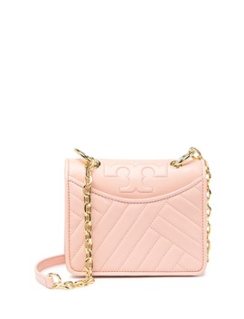 Alexa Quilted Mini Shoulder Bag by Tory Burch