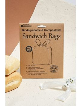 Toastabags Sandwich Bags by Urban Outfitters