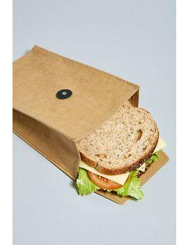 Zuperzozial On The Road Sandwich Storage Bag by Zuperzozial