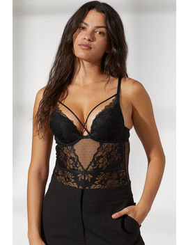 Stringbody Mit Push Up by H&M