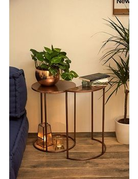 Moon Nesting Tables by Urban Outfitters