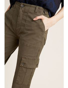 Dallas Carpenter Joggers by Anthropologie