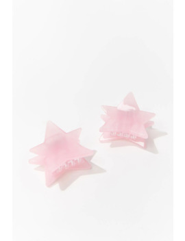 Star Hair Clips by Forever 21