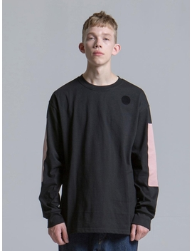 S And C Ls T Shirts Black by U&Lc