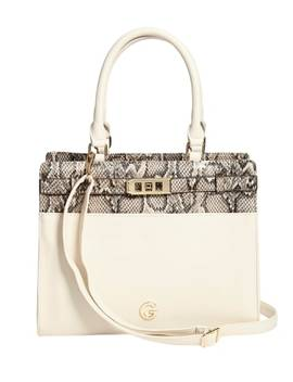 Torree Belted Satchel by G By Guess