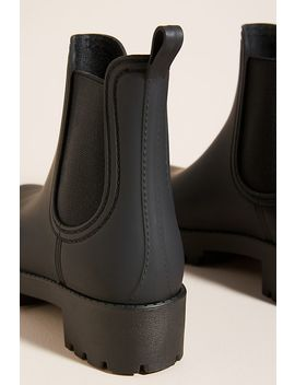 Jeffrey Campbell Chelsea Rain Boots by Jeffrey Campbell