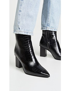 Fia Point Toe Boots by Freda Salvador