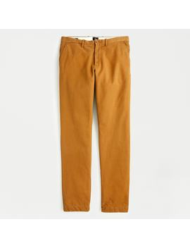 770™ Straight Fit Flannel Lined Cabin Pant by J.Crew