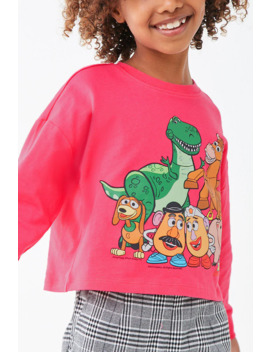 Girls Toy Story Top (Kids) by Forever 21