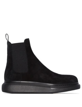 Hybrid Chelsea Boots by Alexander Mc Queen