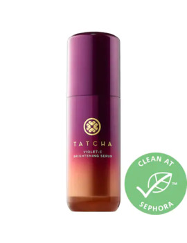 Violet C Brightening Serum 20% Vitamin C + 10% Aha by Tatcha