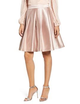 Full Twill Skirt by Rachel Parcell