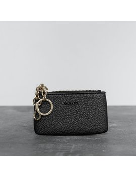 Zuri     Card Pouch   Black        Zuri     Card Pouch   Black by Angela Roi