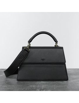 Hamilton     Satchel [Signet]   Black        Hamilton     Satchel [Signet]   Black by Angela Roi
