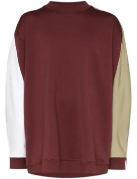 Winged Stripe Sweatshirt by Y/Project