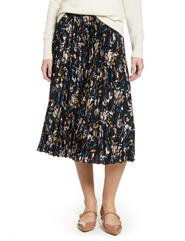 Pleated Skirt by Halogen®