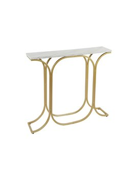 Faux Marble Console Table by Ashley Homestore