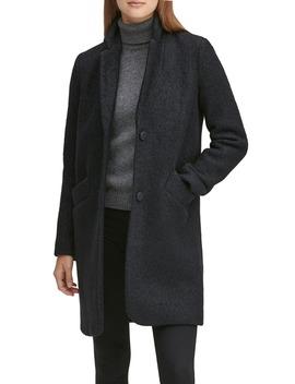 Paige Bouclé Coat by Marc New York