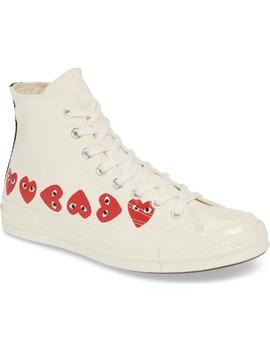 X Converse Chuck Taylor® High Top Sneaker by Comme Des GarÇons Play